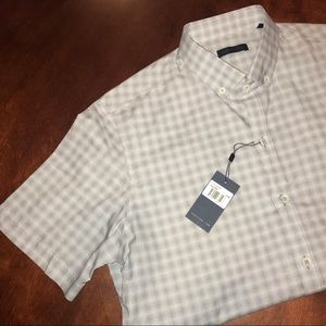 New Short sleeves shirt size S